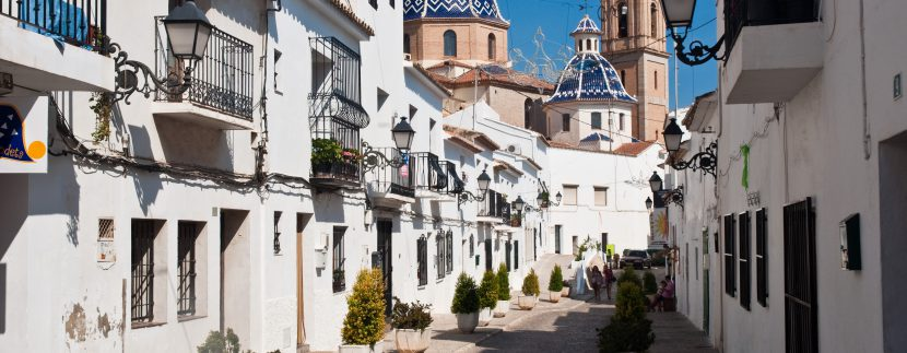 Blog Image for Altea – The Place to Live & Visit TV Documentary A Life in Spain