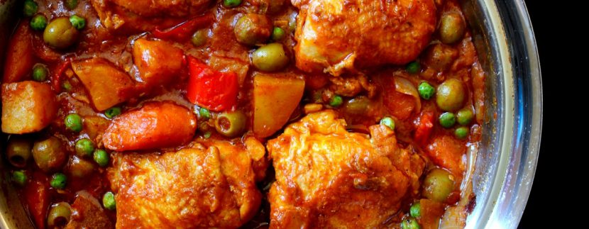 Blog Image for Recipe: Spanish Chicken Stew A Life in Spain
