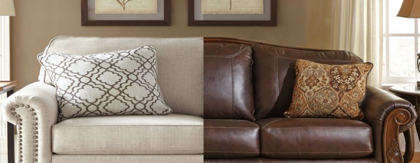 Blog Image for Leather or Fabric Sofa Advantages and Disadvantages A Life in Spain