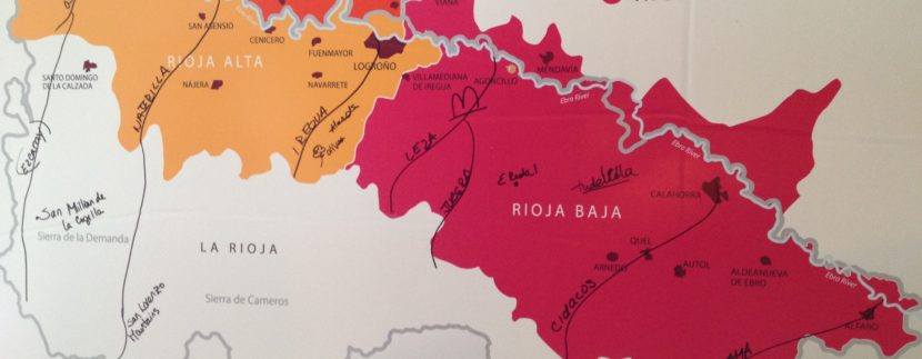 Blog Image for Ebro Valley Wine County in Spain A Life in Spain