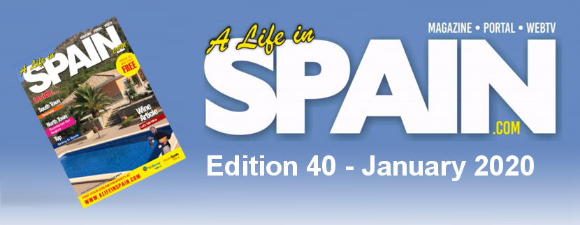 A life in Spain Property Magazine Edition 40 - January 2020 featured Image