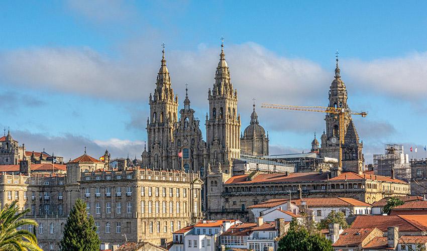 Santiago de Compostela featured Image