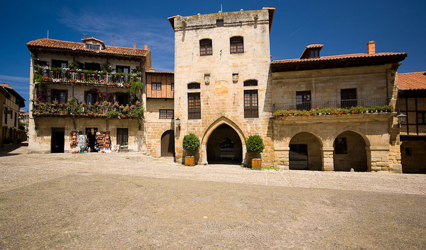 Santillana del Mar featured Image