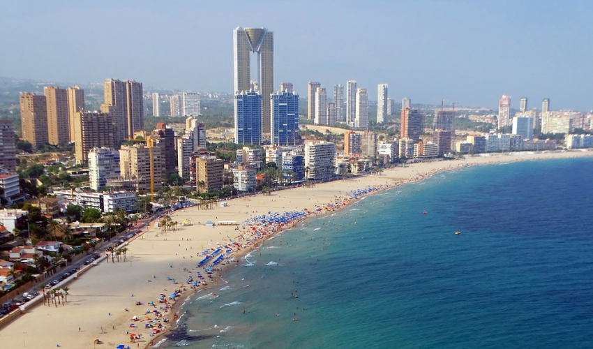Blog Image for Benidorm A Life in Spain