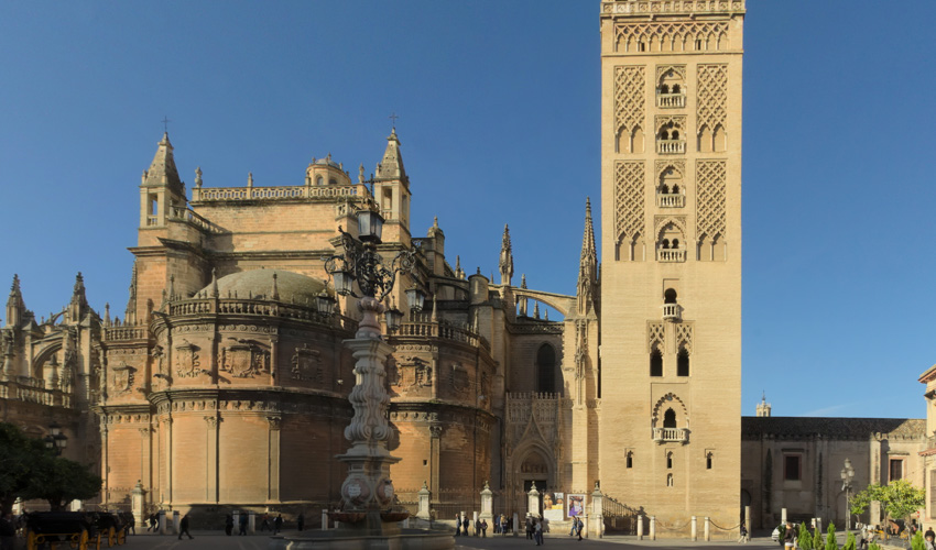 Seville featured Image