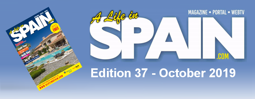Blog Image for A life in Spain Property Magazine Edition 37 – October 2019 A Life in Spain