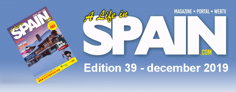 Blog Image for A life in Spain Property Magazine Edition 39 – December 2019 A Life in Spain