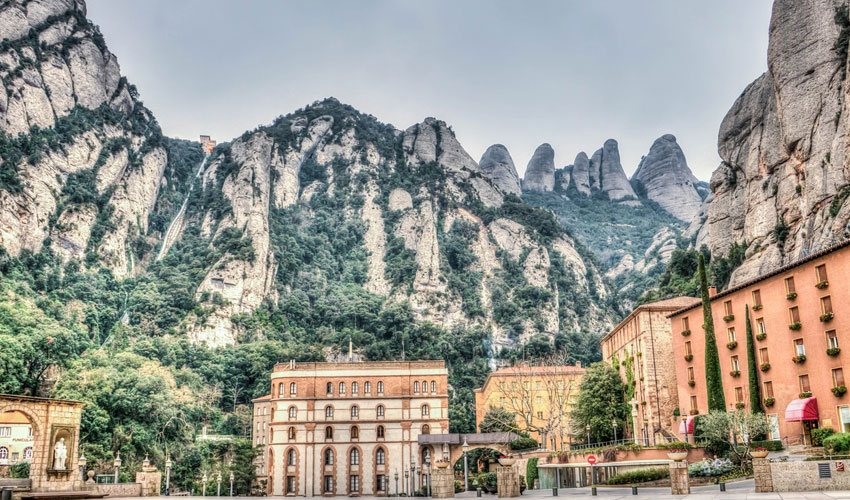 Blog Image for Montserrat A Life in Spain