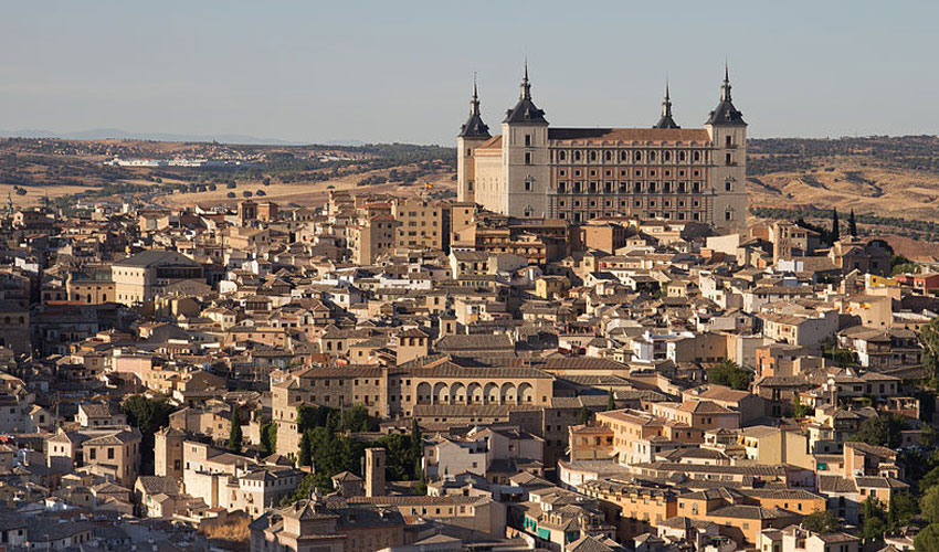 Blog Image for Toledo A Life in Spain